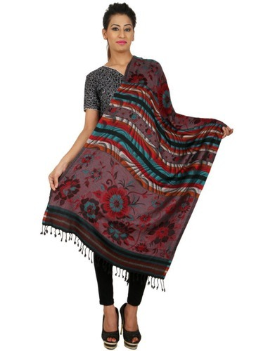 designer stole Designer Stoles   Fine Wool Stole Manufacturer from Ludhiana designer stole