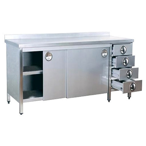 Stainless Steel Kitchen Cabinet Puchong: Stainless Steel Kitchen Cabinet