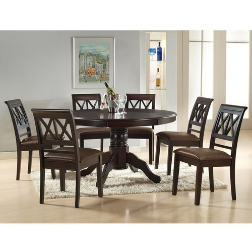 dining furniture arena bali ii dining table with 6 chairs retailer rh indiamart com