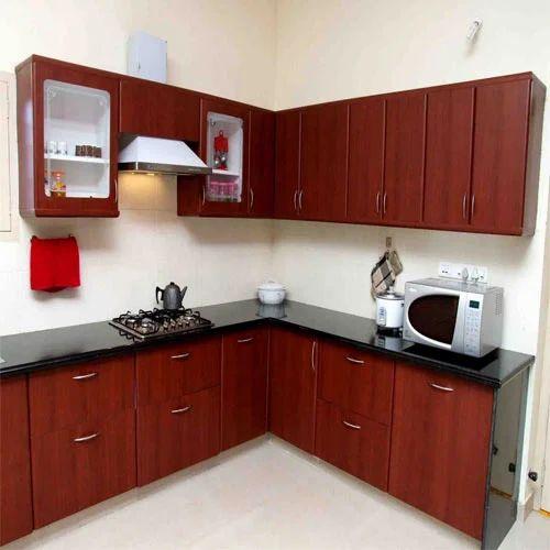 Kitchen Cabinets Prefab: Manufacturer From Noida