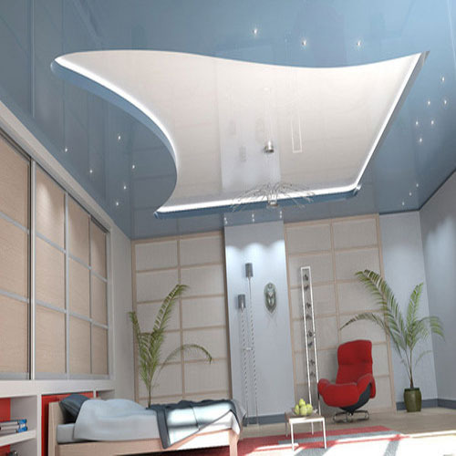 High Roof False Ceiling Designs: PVC Ceilings Panels Exporter From Ludhiana