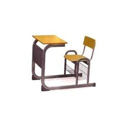School Single Desk Ms Bench Manufacturer From Pune