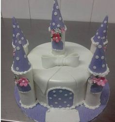 Ribbons Balloons Retailer Of Square Red Velvet Birthday Cake With