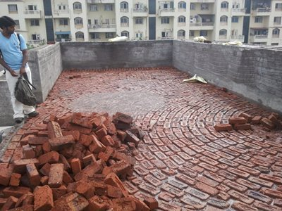 Brick Bat Coba Waterproofing Services