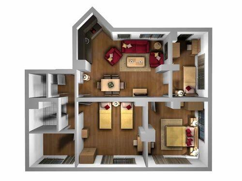 Furniture Interior Design Layout