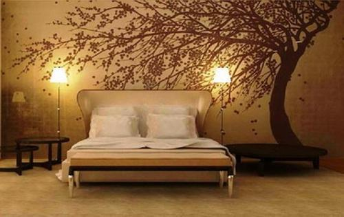 Designer Bedroom Wallpapers