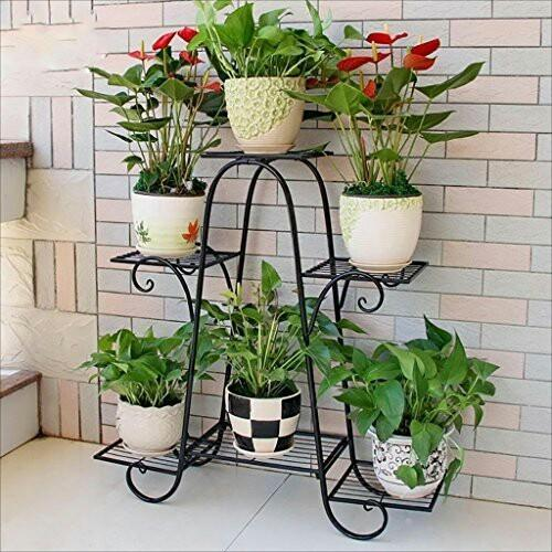 Plant Stand Wrought Iron Planters Stand Manufacturer From Meerut