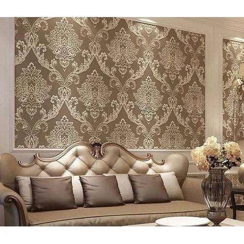 Designer 3D Wallpaper Wholesale Trader From
