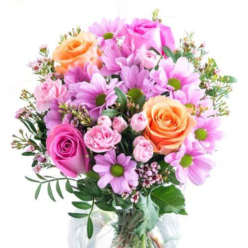 flower bouquet carnation flowers bouquet wholesale trader from pune