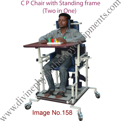 Occupational Therapy Equipment 1 Floor Sitter Corner Seat Manufacturer From Chennai