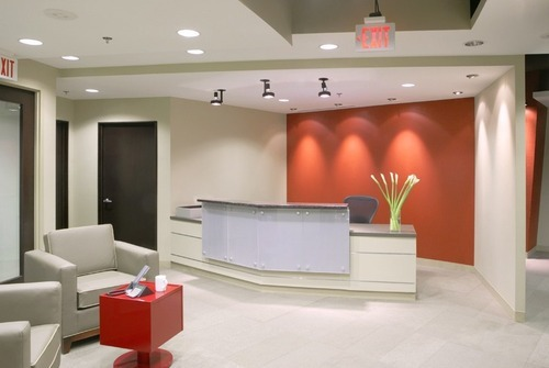 Interior Design Office Space Colors: Professional Office Interior Design And