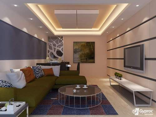 New Living Room Pop Ceiling Designs
