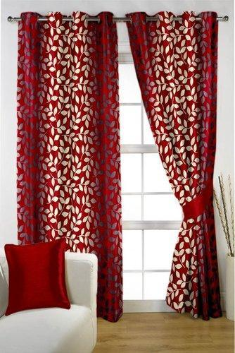 St Fashion Trendy Printed Curtains Set Of 2 Door