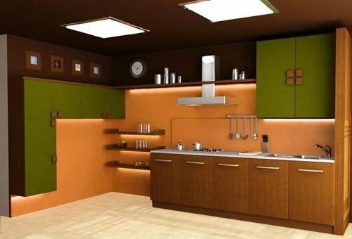 kitchen front design. Modular Kitchen 3D Front Services  Service