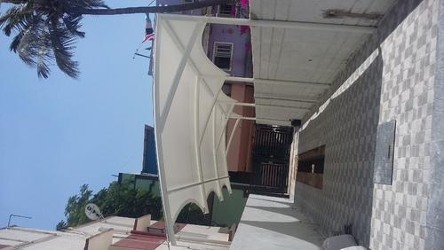 Residential Awnings Entrance Garage Tensile Structure Manufacturer