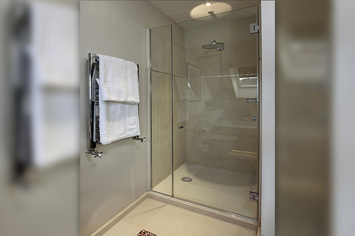 Bathroom Shower Glass Parttion Saint Gobain Shower