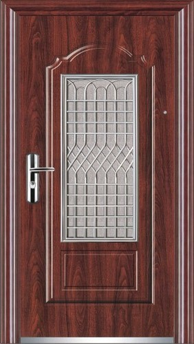 Safety Door Modern Wooden Safety Door Manufacturer From Mumbai