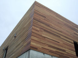 Exterior Wood Wall Cladding. Get Best Quote