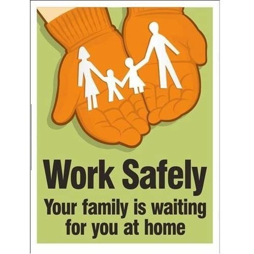 safety posters industrial safety poster manufacturer from pune