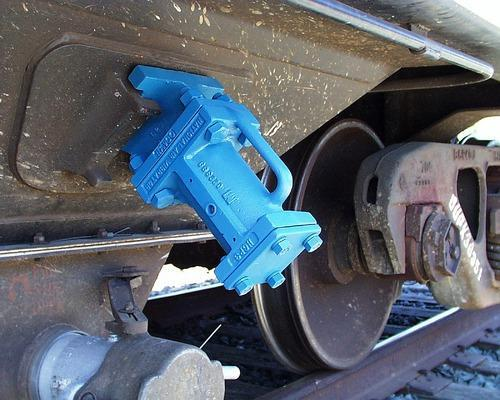 Rapid Discharge Rail Cars Vibrator