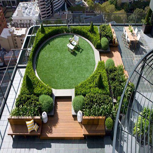 Home Garden Design Ideas India: Terrace Gardening Service