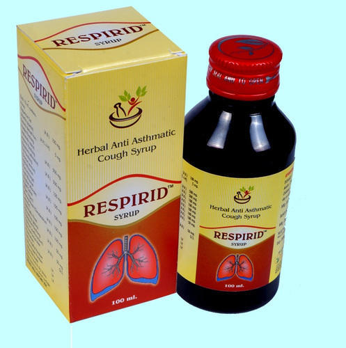 Herbal Cough Syrup Manufacturer From Ahmedabad