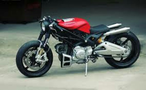 ducati bikes rx100 modified bike manufacturer from pune
