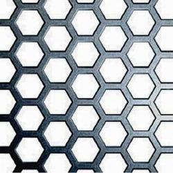 perforated sheets hexagonal hole perforated sheet exporter from