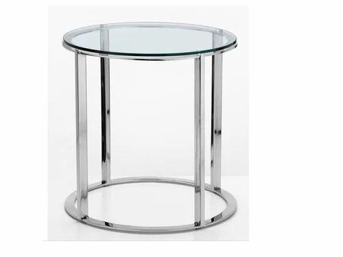 Round Decorative Table