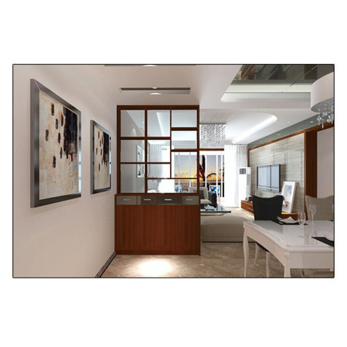 Bedroom Designs From Professionals In Hyderabad  C2NyYXBlLTEtRHBWSGVH: Hall Partition Service Provider From Hyderabad