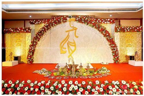 Marriage Garden Decoration