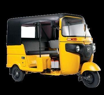 Three Wheeler Passenger Vehicle Compact 4s Auto Rickshaw Exporter