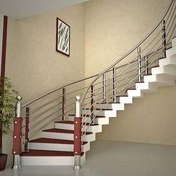 Stainless Steel Railing - Designs