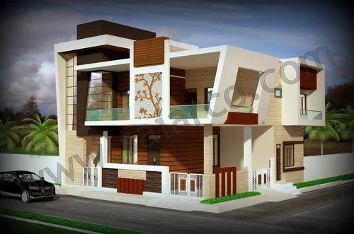 House Elevation Architect / Interior