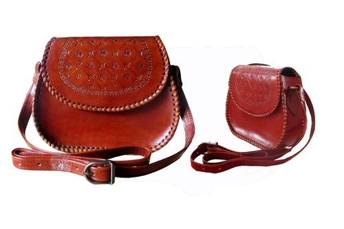 Handmade Leather Bags Tote Bag Manufacturer From Pondicherry